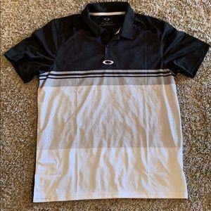 Oakley Collared T Shirt